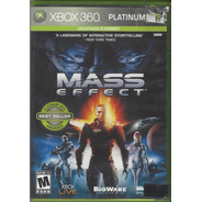 Juego Xbox 360 Mass Efect - Refurbished Fisico