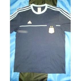 Camiseta Selação Da Argentina