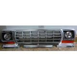 Marco De Parrilla De Chapa Ford F100 1977/81 Kit Completo
