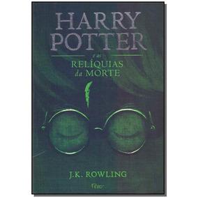 Harry Potter - V.07 - Relíquias Da Morte - Capa Dura