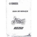 Manual Mecanica Eletrica Em Pdf Completo Yamaha Rd350