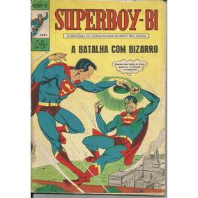 Hq Superboy-bi Nº 30 (1ª Série Ebal) 1972 Frete Grátis