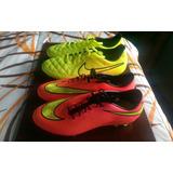 Pupos Nike!! Tempo, Hypervenom!! Nuevos!!originales De Usa!!