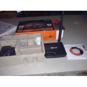 Router Inalambrico Nexxt Nyx 150mbps 5dbi 1 Antena