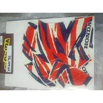 Kit Calco Tipo Original Honda Xr 600 Md/95 En Paredesbiker