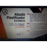 ***alisado Plastificador Fotonico*** ¡¡¡lo Ultimo!!! X 5lts