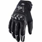 Luva Fox Bomber Protetor Carbono Motocross/ Moto/ Bike