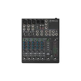 Mixer Mackie 802vlz4 Mesa De Som 8 Canais Áudio 802 Vlz4