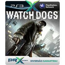Watch Dogs Ps3 Pt Br Gold Edition Codigo Psn Imediato