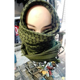 Shemagh Militar Coyote Airsoft Colores