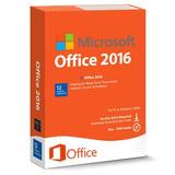 Office Pro Plus 2016 Licencia 1 Pc Para Windows & Mac