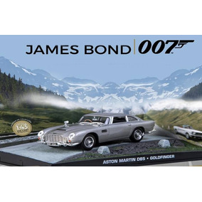 James Bond 007 Colección Autos 1:43 Número 1 Aston Martin