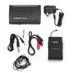 Takstar Wpm200 Sistema Monitoreo Personal Inalámbrico Envió