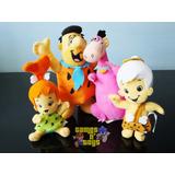 The Flintstones Fred Dino Bam Bam Pedrita Pelúcia Mc Donalds