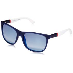 Óculos Tommy Hilfiger 1281 s Fmc Blue red - 220891 92ae3896f3
