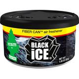 Ambientador Fiber Can Black Ice Little Trees X1 Und