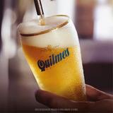 6 Vasos Cerveza Quilmes Publicidad Franchela Envio Todo El