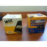 Filtro De Aceite Marca Wix & Millard