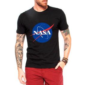 ac7be50d1 Camisetas Nasa Blusas - Camisetas e Blusas para Masculino no Mercado ...