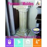 Forma Fibra Vidro Fazer Coluna Mod 01 - Cód 4710000101626