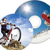 Cd Virgen Imprimible 52x Cds Virgen Pack 100/pcs Mp3 Audio