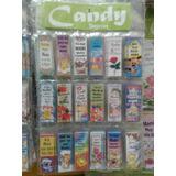Mini Señaladores Dia De La Madre Candy Tarjetas X180 Regalos