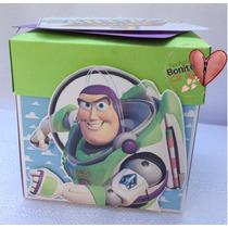 Invitacion Cumpleaños Infantil (buzz Lightyear) Caja Explosi