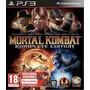 Juego Ps3 Mortal Kombat Komplete Edition Fisico Sellado
