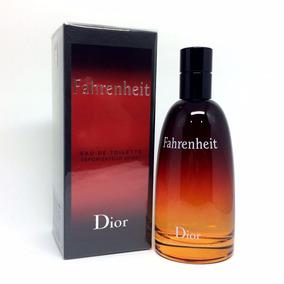 Dior Fahrenheit Edt 100ml Masculino | Lacrado 100% Original