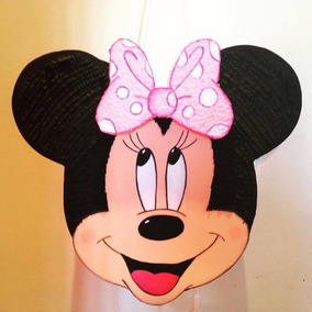 Piñata Infantil Minnie Mickey Mouse Super Grande