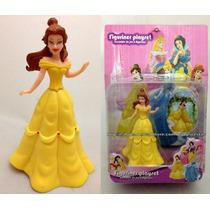 Miniatura Boneca Princesa Bela Disney História Bela E A Fera