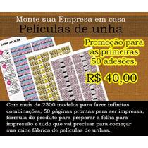 Mine Fabrica De Peliculas De Unhas (ebook E Doc Em Word)