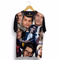 Camisa Blusa John Mayer Born And Raised Paradise Estampada