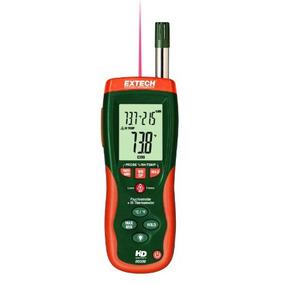 Extech Hd500 Psicrómetro Con Termómetro De Infrarrojos