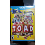 Juego Wii U Captain Toad.treasure Tracker