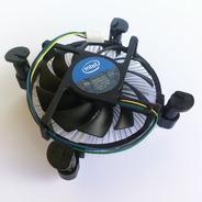 Cooler Disipador Intel Original Socket Lga 1150 1200 + Pasta