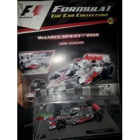 Fórmula1 N°10 Maclaren Hamilton. Blister Abierto Excelente.