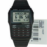 Casio Dbc 32 Calculadora Databank Illuminator 100% Original