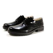 Zapato Oxford Mujer En Cuero Negr Diseño Alessia By Ghilardi