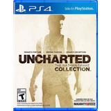 Uncharted The Nathan Drake Collection (nuevo Y Sellado) Ps4