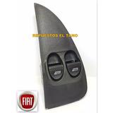 Tecla Levantavidrios Fiat Palio Siena 1998 Al 2004