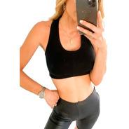 Top Deportivo Mujer Running Gimnasia Fitness