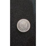 Moneda De Plata 1960, 10 Gram, Excelente Estado 10/10