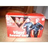 Mono Pantalón Térmico Vinyl Sauna Suit Valeo.