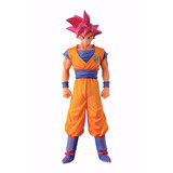 Banpresto Dragon Ball Z 5.9 Super Saiyan God Son Goku Figur