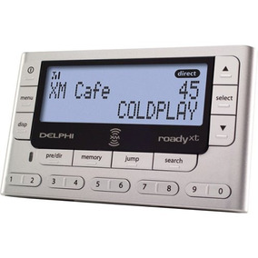 Delphi Xm Roady Xt Satellite Radio Receiver