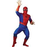 Disfraz El Hombre Araña Maravilla Del Traje Masculino Disfr