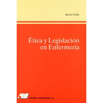 Etica Y Legislacion En Enfermeria Envío Gratis