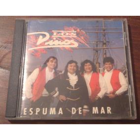 Cd Los Dinos Espuma De Mar (1993)