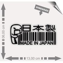 Adesivo Vinil Automotivo Rebaixados Made In Japan